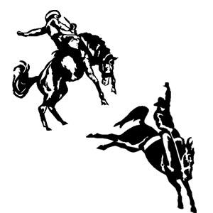 Bronc Riders