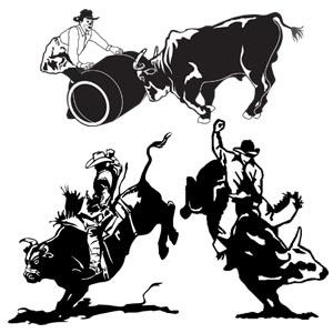 Bull Riders / Bullfighters