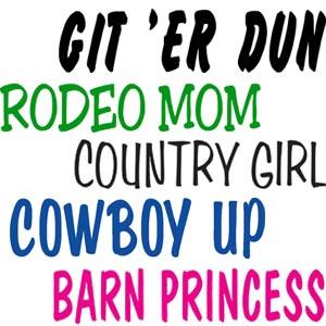 Cowboy Lingo